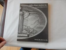 JEFFREY HOARE  MEDAL CATALOGUE    CANADA  19TH 20TH  21ST  1998