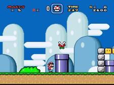 Super Mario World PAL SNES