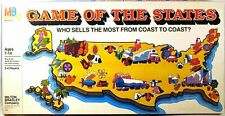 VINTAGE 1979 GAME OF THE STATES Milton Bradley 4920 COMPLETE FREE SHIPPING! 👀