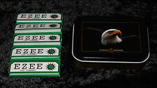 2oz TOBACOO TIN, STASH BOX, SMOKING SET, EAGLE WINGS