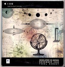 Mac Dev CD Set - Tool Chest - Nov 2000 - 2 CDs