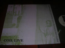 Coil Megalithomania!Lp Ltd50 Greenmarbled New/unplayed(Death in June Current 93)