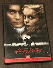Sleepy Hollow Dvd Widesvreen