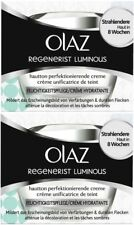 Olay (Olaz) Regenerist Luminous Skin Tone Perfecting Cream (2 x 50ml)