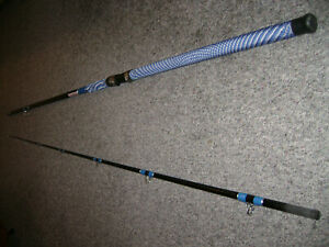 20-40 LB Line Weight// Spinning// Sale for 26.99 2-section 12/' Surf Rod New