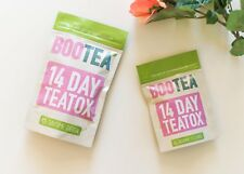 Weight Loss Bootea Teatox 14 Daytime Tea Bags & 7 Bedtime Cleanse Tea Bags
