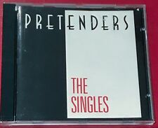 SUPERB CD ALBUM THE PRETENDERS THE SINGLES CHRISIE HINDS ALL THEIR BEST BRASS IN