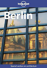 BERLIN - LONELY PLANET CITY GUIDE (PAPERBACK)