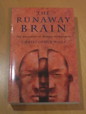 Christopher Wills - The Runaway Brain Paperback 1994
