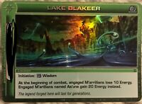 CHAOTIC LAKE BLAKEER FORGED UNITY NEAR MINT UNUSED CODE SUPER RARE