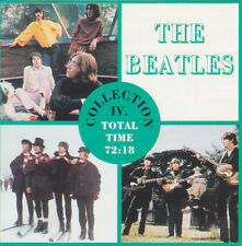 BEATLES Collection IV. monster rare unique Hungary CD Euroton / Pop Classic M-