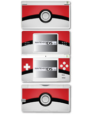 Pokémon Pokeball Vinyl Skin Sticker for Nintendo DS Lite