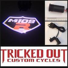 Suzuki M109R custom logo light ghost shadow projection set of 2