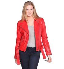 Nuborn Women's Moto Leather Jacket
