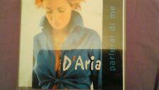 D'ARIA - PARLERAI DI ME. CD SINGOLO 1 TRACK