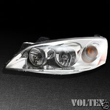 2006-2010 Pontiac G6 Headlight Lamp Clear lens Halogen Driver Left Side