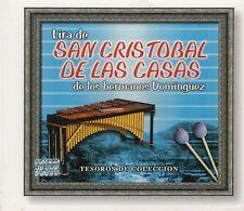 Lira de San Cristobal de Las Casa de Los Hermanos Dominguez Tesoros BOX SET 3CD