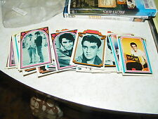 1978 Donruss vintage Elvis trading card  set 1-66 –No gum marks