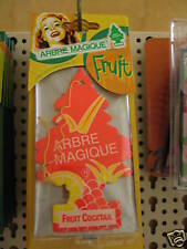 Profumo per auto Arbre Magique fruit cocktail
