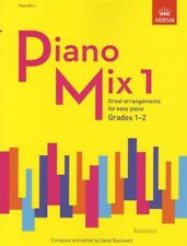 Piano Mix 1 Sheet Music Book Great Arrangements for Easy Piano Grades 1-2 ABRSM