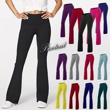 Pantalones de Yoga Pilates Pijamas Modal Agradable la Piel Mujer PARA CON Varias