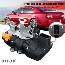 Front Left Door Lock Actuator Motor Kit For Chevy Malibu Saturn Aura 931-310