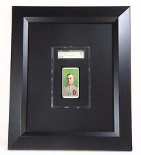 10x8 Graded Baseball Card Display Original 4Showframes Black Picture Frame Case