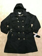 Michael Kors Women's Plus Size Double-Breasted Trench Coat Size 2X NEW with tag