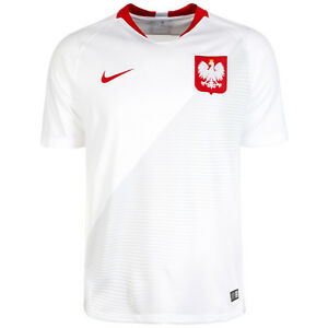 RPOL18: World Cup 2018 Nike Poland football shirt - Polish home jersey BNWT
