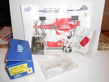 FERRARI F399 PRESS VERSION 30 JAN 1999 #3 SCHUMACHER #4 IRVINE BBR 1/43 MET84