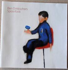 Ben Christophers-spoonface-CD