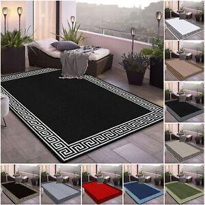 Washable Outdoor Rug Living Room Carpet Hallway Runner Non Slip Kitchen Door Mat