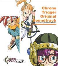 NEW Chrono Trigger Original Soundtrack Japan