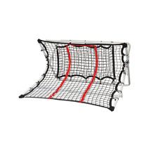 Soccer Trainer Rebound Net Ramp Foldable Equipment Goal Shoot Training Practice