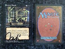 SIGNED MTG Magic Promo _Harper Prism Book NM-_ SEWERS OF ESTARK _ Melissa Benson