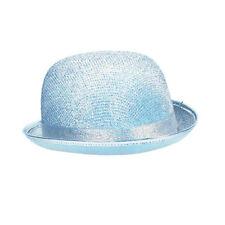 Hats & Headwear Silver Unisex Costumes