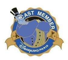 Pin Cast Member Genie (Aladdin) Disneyland Paris Exclusive 3020 Exemplaires