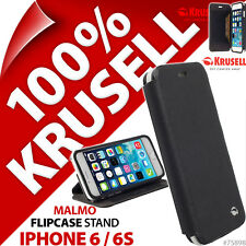 Krusell Malmo Funda Libro Cartera Plegable Base Funda para Apple iPhone 6 / 6s