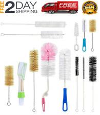 Houseables Bottle Brush Hookah Cleaning Kit Bong Brushes Water Bubbler Ho...