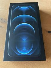 Apple iPhone 12 Pro Max 128GB pazifikblau NEUWERTIG !!