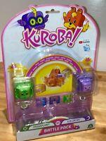 KUROBA BATTLE PACK ROCK PAPER SCISSORS FIGURE GAME TOY