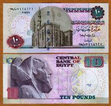 Egypt, 10 Pounds, 2007, P-64, UNC