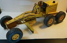 Toy Nylint Grader Road Construction Repair Vehicle Truck Pressed Steel Metal