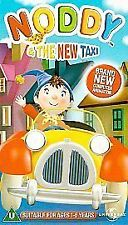 VHS -  Noddy And The New Taxi (2002)