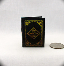 THE PRINCESS BRIDE 1:6 Scale Book Readable Book Miniature Doll Book Fairy Tale