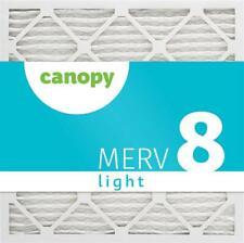 """12x12x1 Canopy Filters Merv 8, 11 3/4"""" x 11 3/4"""" x 3/4"""", Box of 6"""