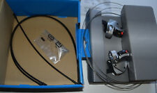 1 Paar Shimano Shifter SL-R440 / 441 silber 2 / 3  x  8 OVP