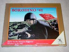 Clash of Arms Games - BORODINO '41 - Battle for the Moscow Highway (SEALED)