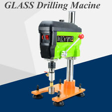 NEW 680W Mini Portable Glass Drilling Machine Marble Ceramic Punching Reamer