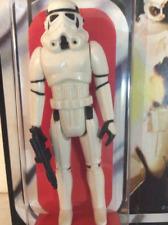 Star Wars Kenner 77 Stormtrooper nice prop backcard Complete w/Original Gun-1